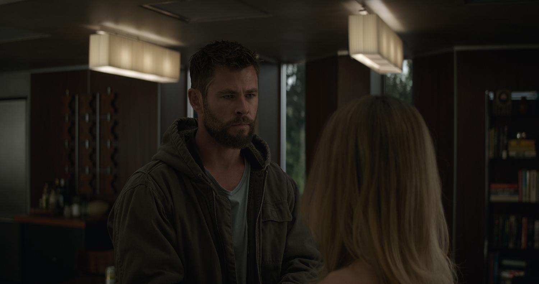 Chris Hemsworth, Brie Larson