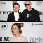 A packed Crowd Including Craig Roberts enjoyed Raindance's 6th Annual Independent Filmmaker's Ball at Cafe de Paris