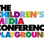 The Children's Media Conference In Sheffield Launch the Ground-Breaking Interactive Digital Art Exhibition PLAYGROUND