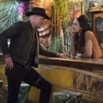 Woody Harrelson, Rosario Dawson