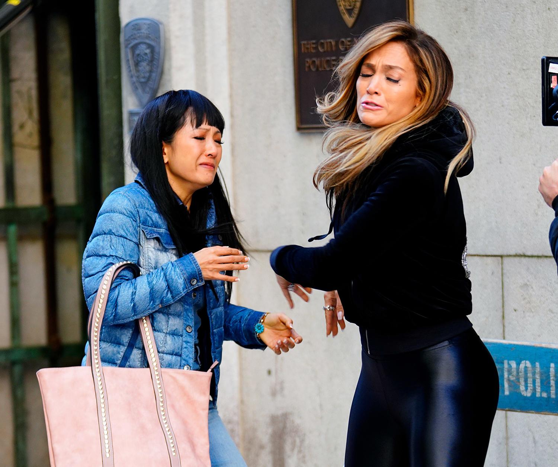Jennifer Lopez, Constance Wu