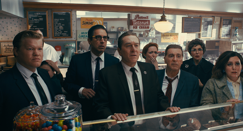 Robert De Niro, Ray Romano, Al Pacino