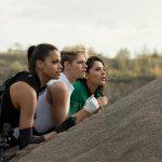 Kristen Stewart, Naomi Scott