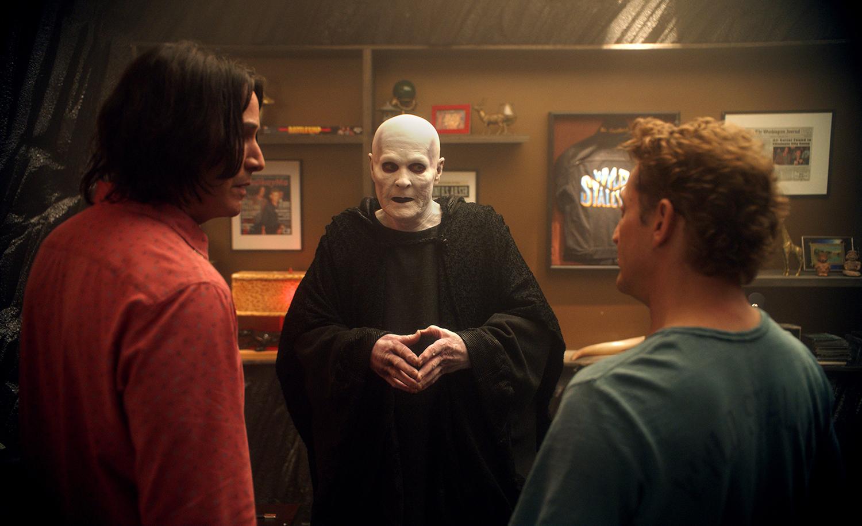Keanu Reeves, Alex Winter, William Sadler