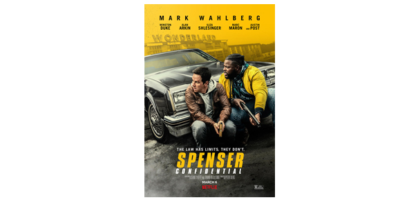 The Law Has Limits They Don T Mark Wahlberg And Winston Duke Team Up In The Trailer For Spenser Confidential The Fan Carpet