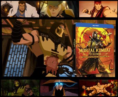 Mortal Kombat Legends Scorpion S Revenge Arrives On 4k Uhd Blu