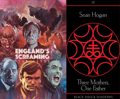 Acclaimed British Filmmaker Author Sean Hogan Steps Inside The World Of Uk Horror With Two Works Of Metafictional Film The Fan Carpet