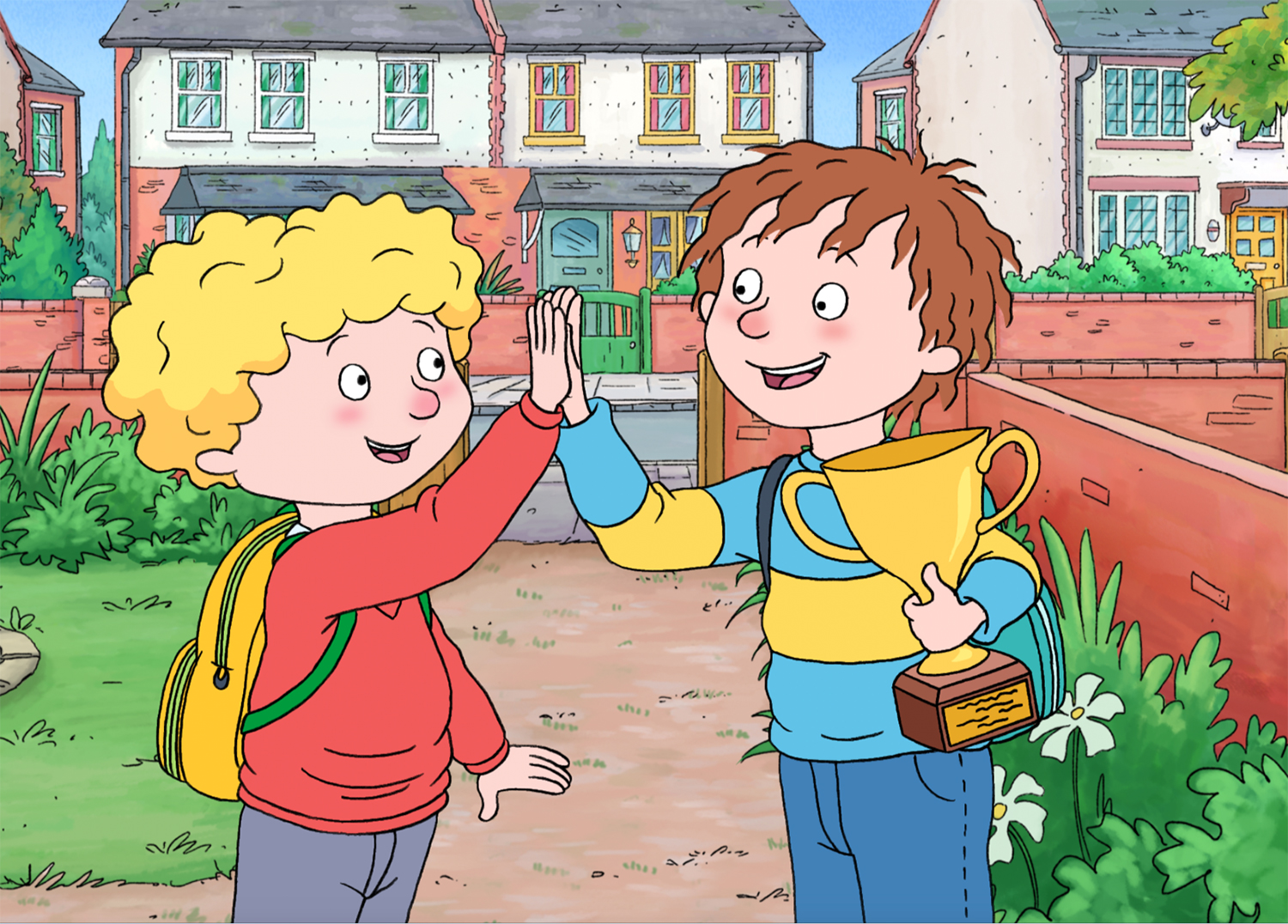 Horrid Henry's Wild Weekend