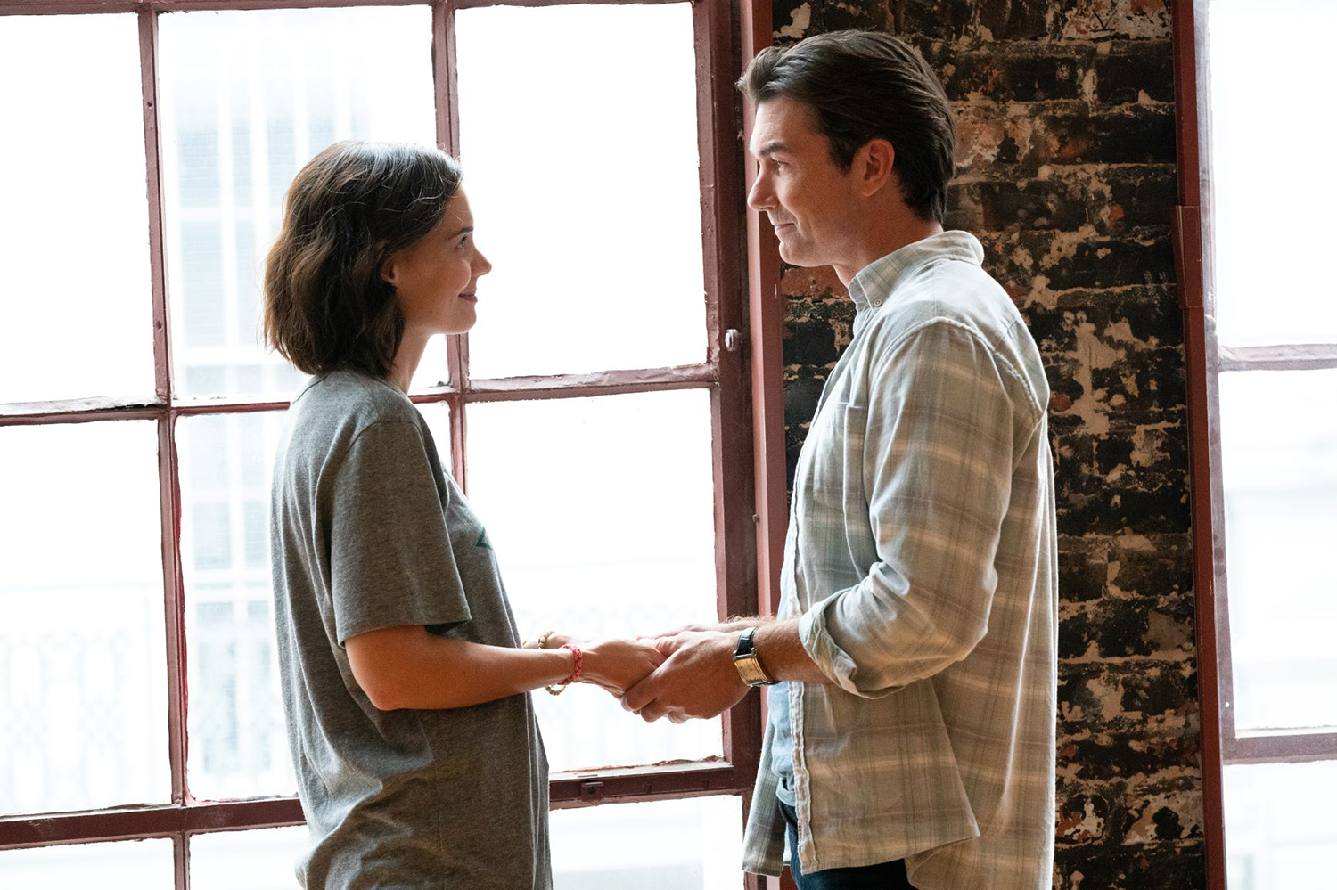 Katie Holmes, Jerry O'Connell