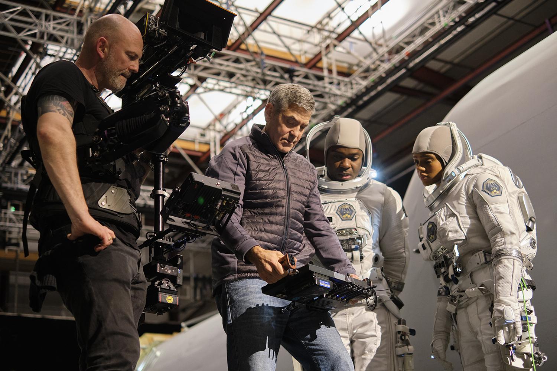George Clooney, David Oyelowo